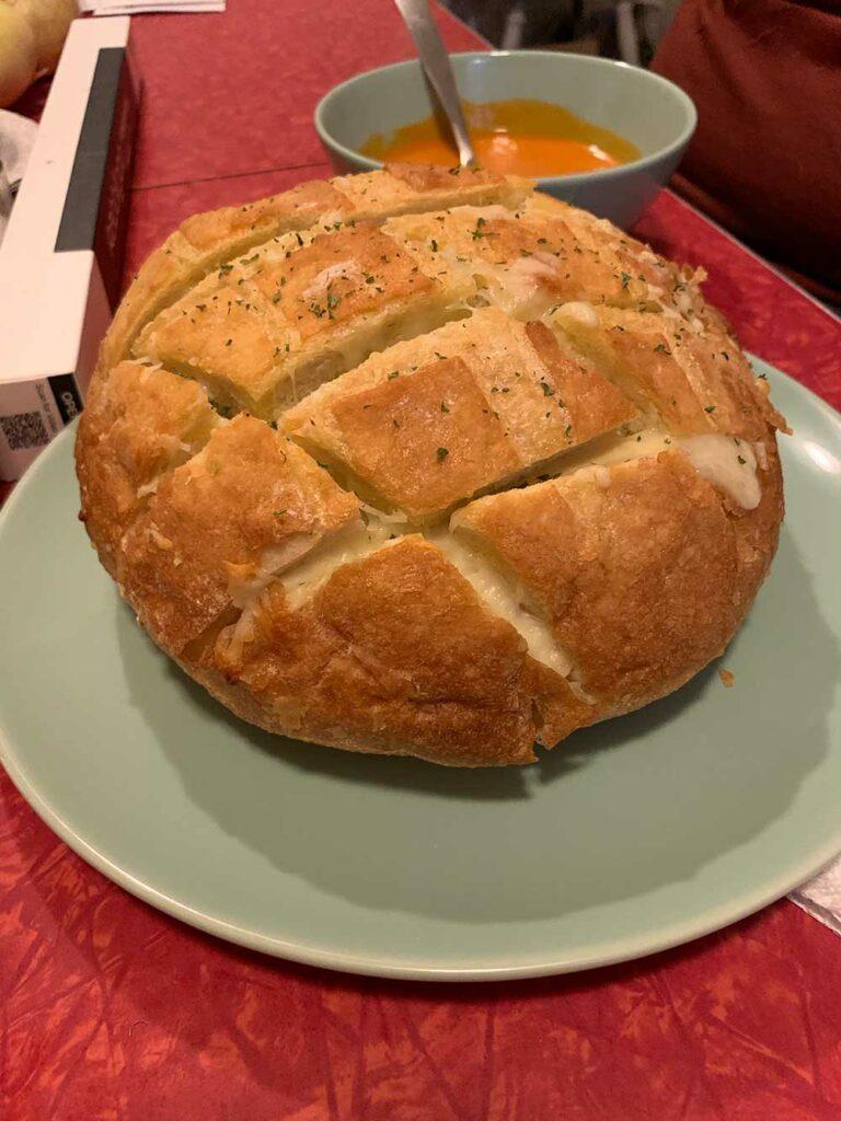 Image of Dan-O's Cheesy Pull Apart Bread Recipe