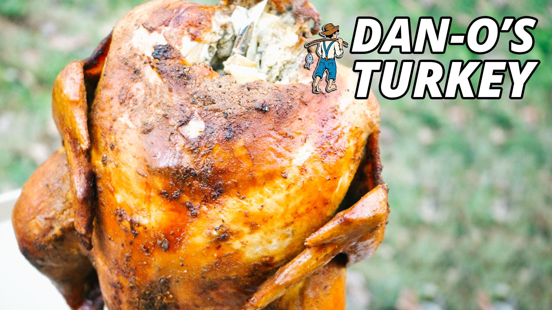 Dan-O's Turkey, image of finished turkey
