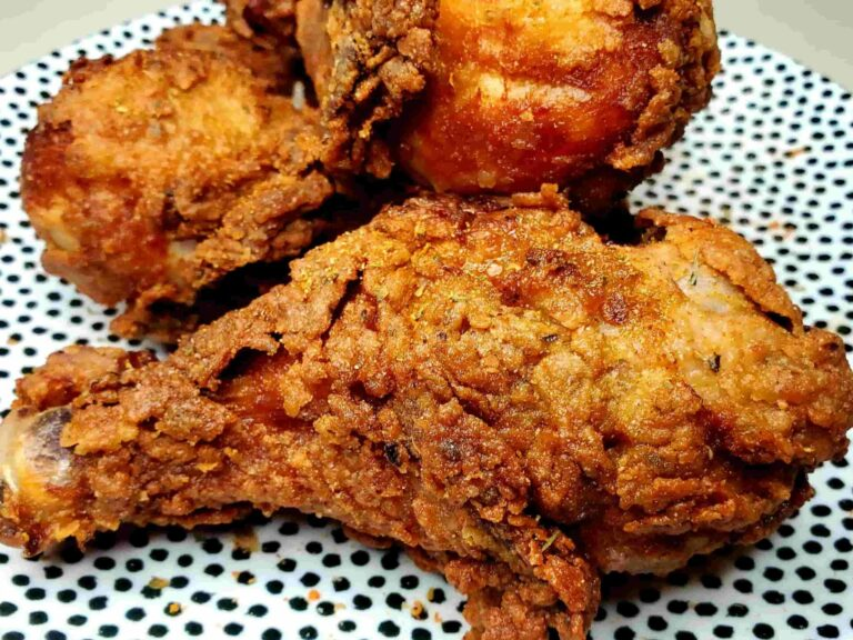 southern Fried Chicken ready to eat