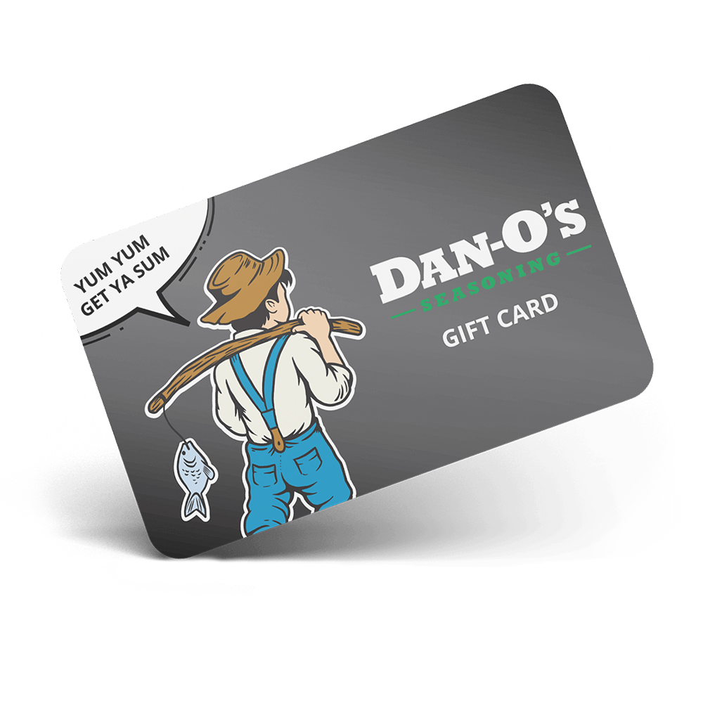 Dan-O's Seasoning Online Gift Card