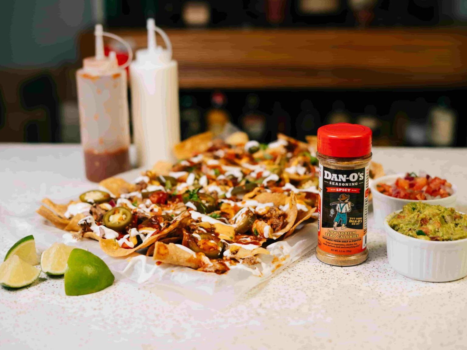 Beer Cheese and Pulled Pork Nachos